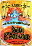 Cirko S'Enflamme – festival de Nouveau Cirque